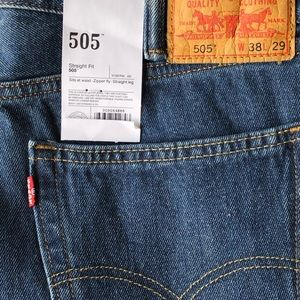 Men's Regular Straight  fit LEVI jeans
